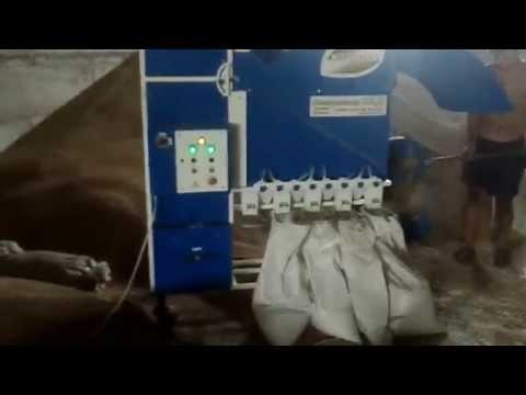 Сепаратор САД-4 , робота на пшенице /Separator Of SаD- 4,work On A Wheat