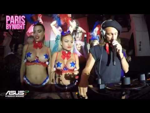 Bob Sinclar - Pacha Paris by Night 2017