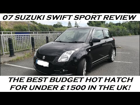2007 SUZUKI SWIFT SPORT REVIEW AND THOUGHTS