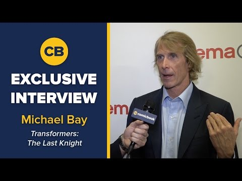 EXCLUSIVE Interview: Michael Bay -...