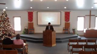FVCRC Service - The Gospel Creates the Church - 1/11/2015 Thumbnail