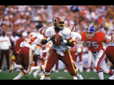 Doug Williams - The First Black Quarterback To Win A Superbowl