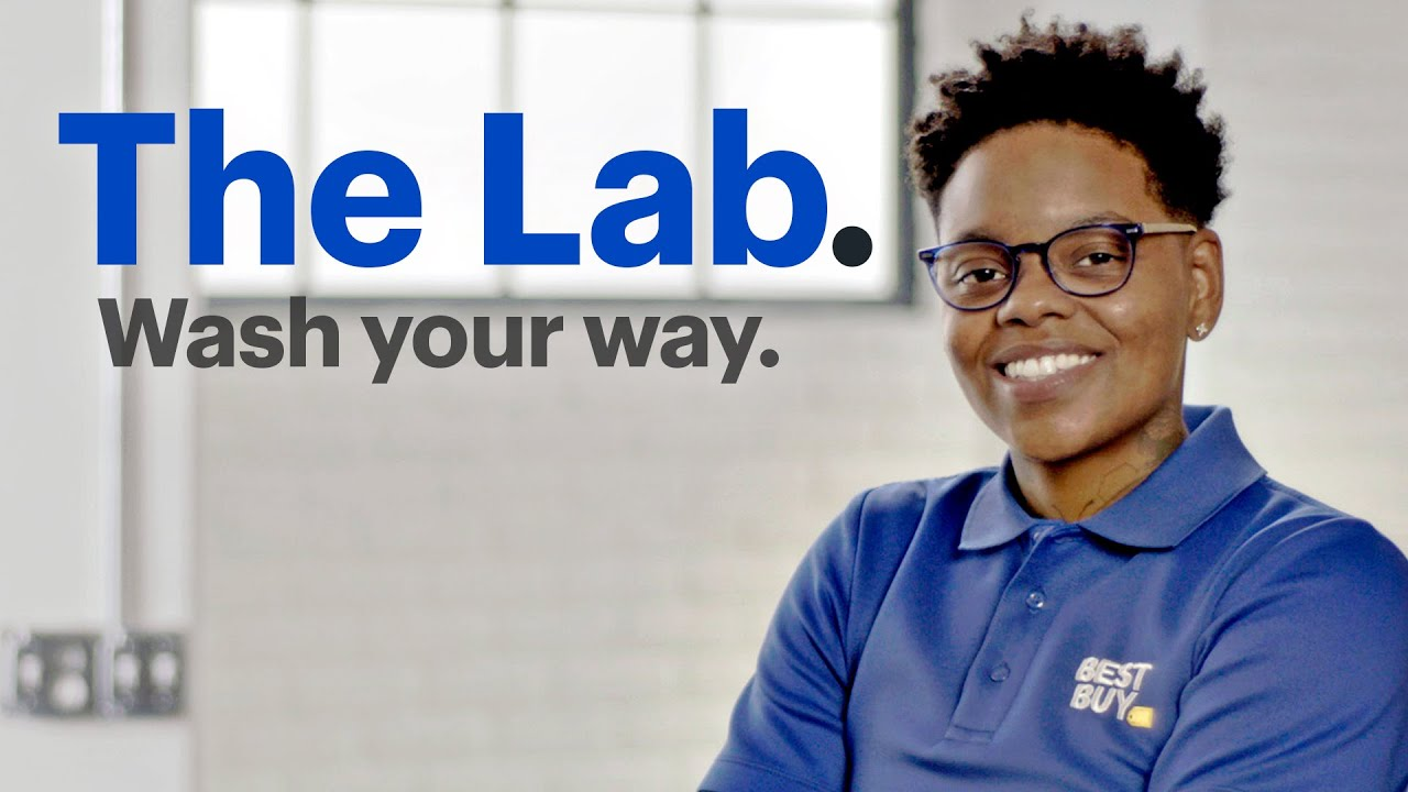 In the Lab: Wash your way.