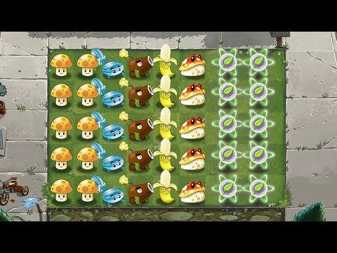 Plants Vs Zombies 2 Misión de Hongo