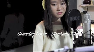 Someday - Nina Girado (Cover) Stephanie Chee