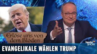 US-Wahl: Die Evangelikalen halten Trump für den Sohn von König Jesus