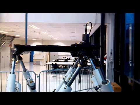 Motion Laboratoy: MRU Accuracy Test