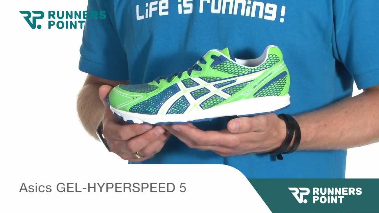 hyperspeed 5 asics