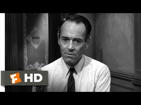 12 Angry Men (4/10) Movie CLIP - This Isn't a Game (1957) HD