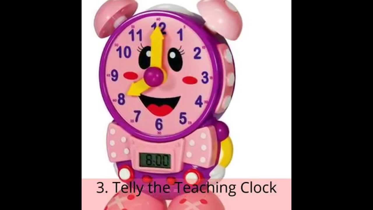 Best Educational Gift Ideas for 3 Year Old Girls - Educational Toys ...
