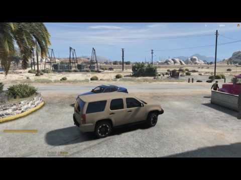 DOJ Cops Role Play Live! Off-Road Tahoe (Law Enforcement)