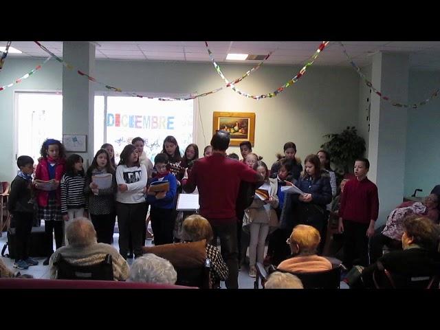 Curs 2017-18 - Cor Escolar - Albaes de la xurra - Residència St.Llorenç