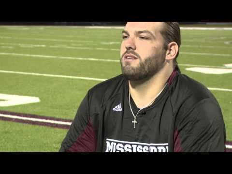 Ben Beckwith Feature - Mississippi State Football