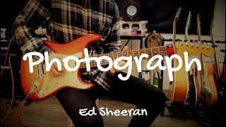 【萊可彈吉他】Ed Sheeran - Photograph   / Electronic Guitar Cover