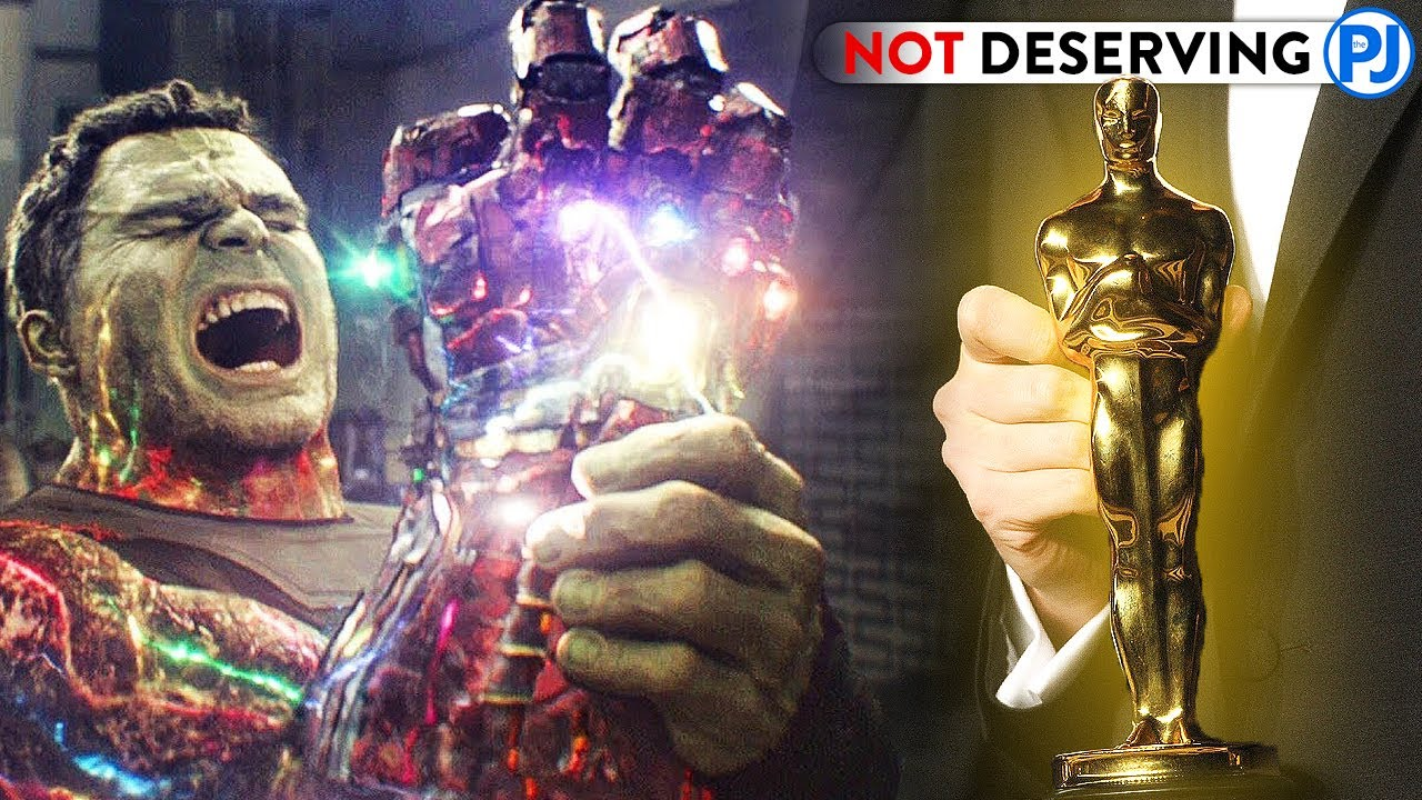 Why Endgame Don't Deserve OSCARS - UnPopular Opinion - PJ Explained