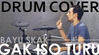 [Tepe Drum Cover] Bayu SKAK - Gak Iso Turu #GakIsoTuruCover #FilmYowisBen
