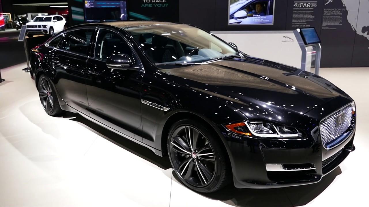 New 2020 Jaguar XJ L - Luxury Sports Sedan - Interior ...