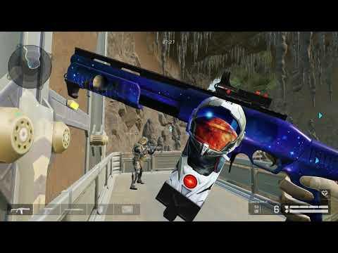 Warface | Galaxy SAP-6 & Anubis Walther P99 Gameplay