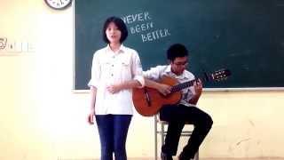 Never Been Better (Cover) - Ngân Nguyễn ft. Kim Tiến