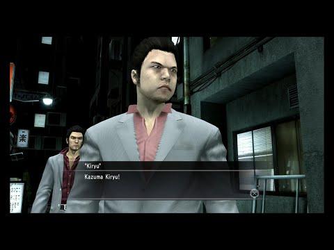 Yakuza 4 Remastered - Substory: Return of Fake Kiryu / Onitake Fight  