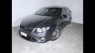 Automatic Cars Ford Falcon FG XR6 Sedan 2009 Review For Sale
