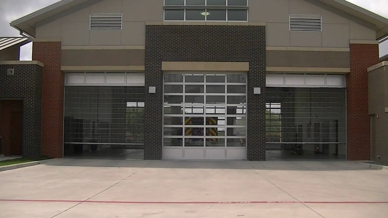 Sectional / Rolling Grille   Overhead Door Co. Of Dallas Commercial