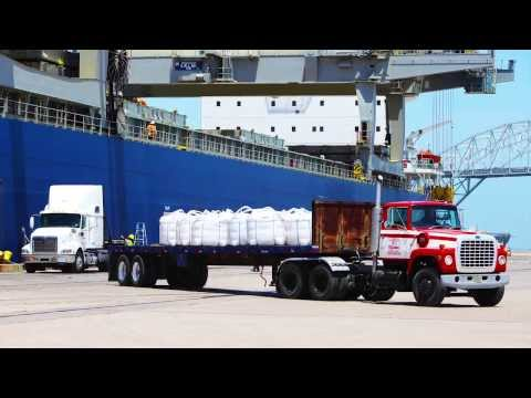 Port Corpus Christi General Cargo Operations 2012