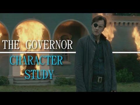The Governor || Character Study (Philip Blake)