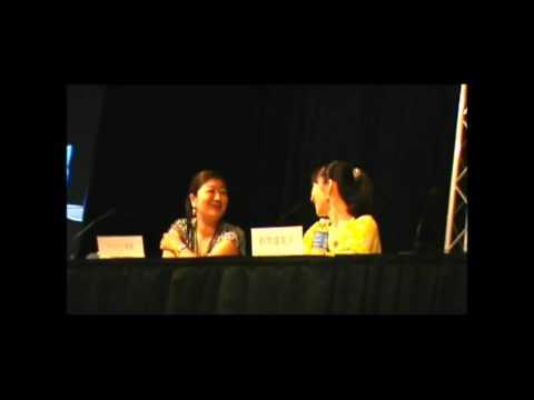 "Masakazu Morita (Ichigo) le dice a Rukia ""Te amo"" y Orikasa Fumiko (Rukia) Contesta."