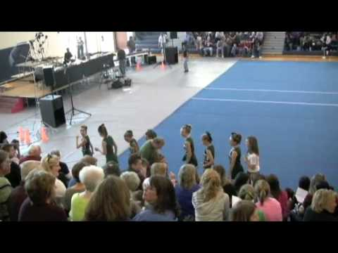 West Cary Cheer - Wake County Championships