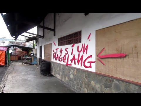 EX STASIUN MAGELANG KEBONPOLO | Jd Terminal Angkot