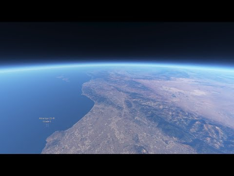 Infinite Flight Global - High Altitude Stratosphere Flight F-22