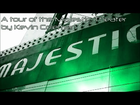 Interface Death - Tour of the Majestic Theater