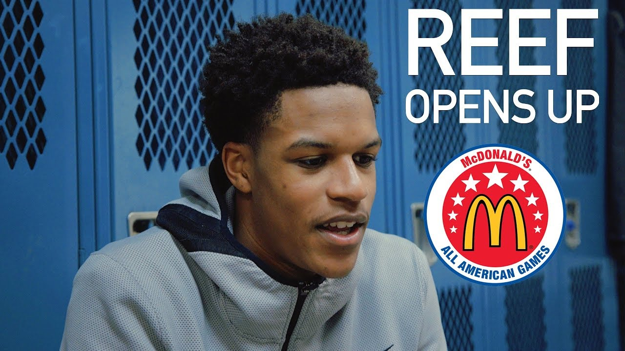 Shareef ONeal is the son of former NBA great Shaquille ONeal