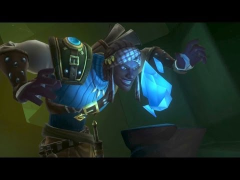 Wildstar MMORPG: Paths In-Game Trailer (Soldier, Settler, Scientist, Explorer) (Wildstar Gameplay)