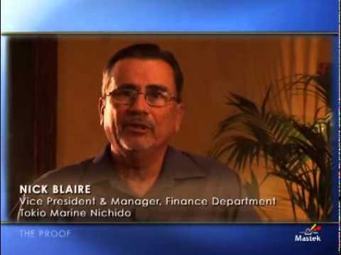Nicholas Blaire [VP, Finance. Tokio Marine Management, Inc.]
