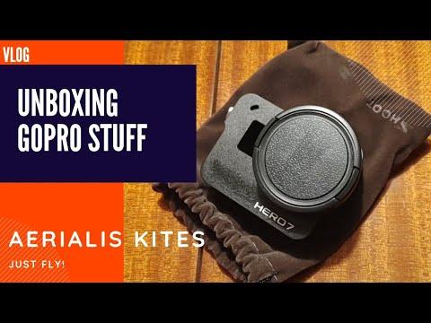Unboxing GoPro Stuff