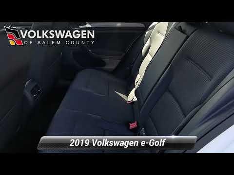 New 2019 Volkswagen E-Golf SE, Monroeville, NJ 194231
