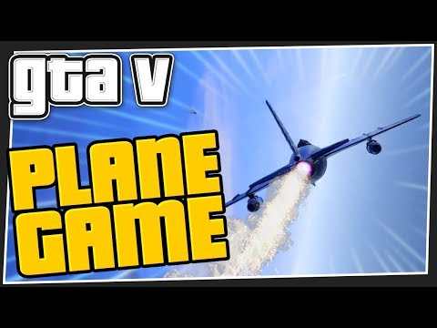 PLANE GAME | GTA 5 Online