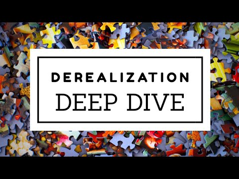 DEREALIZATION & DEPERSONALIZATION (BRAIN FOG)- DEEP DIVE - STORY, CASE STUDIES, HTMA TESTS, RECOVERY