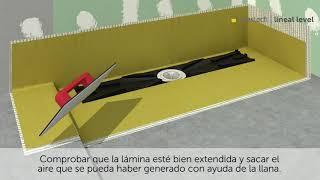 INSTALACIÓN LINEAL LEVEL