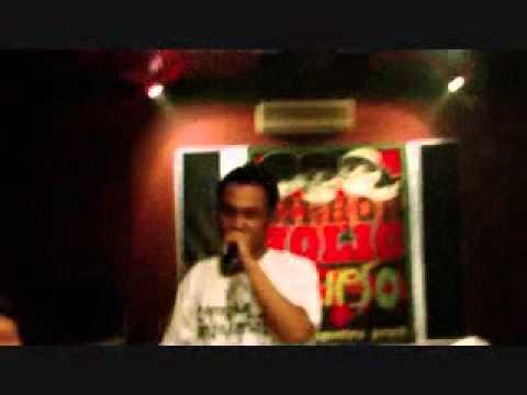 Jaman Edan and Save The Culture live P.A - Rou Romano