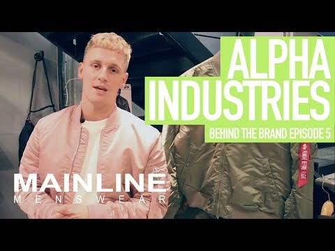Behind The Brand | The History Of The Alpha Industries Jacket | Episode 5 | Mainline Menswear