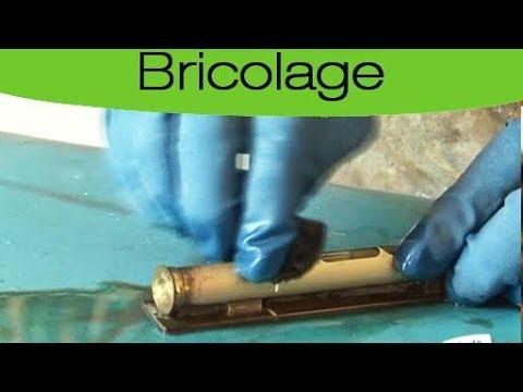 nettoyer et entretenir des objets en bronze - youtube