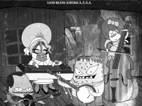 Otis Nixon - David Lee Powell & Dave Willis (Squidbillies)