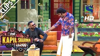 Yo Yo Honey Singh gives Mohan Competition - The Kapil Sharma Show - Episode 3 - 30th April 2016