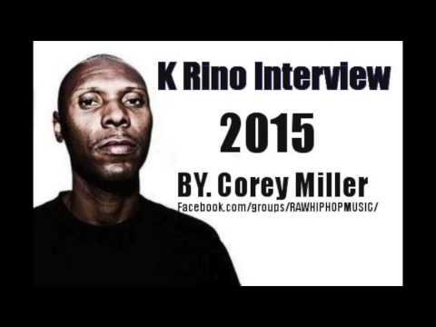 K-Rino Interview Drops Knowledge