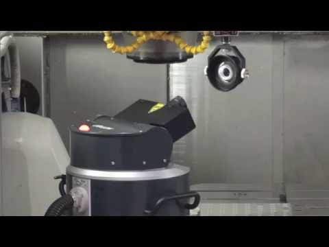 Machine Tool Gemetry Inspection - Calibration With Laser Tracer