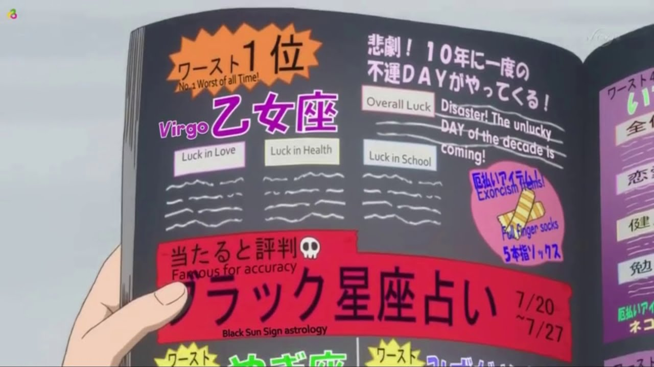 Moe Anime Girl Wallpaper Danshi Koukousei No Nichijou Bee Horoscope Youtube