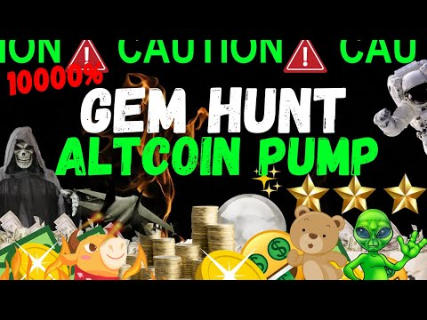 Maximum Profit Gems Buy These Altcoin Gems Now! 2021 Sept 17 - Green Weekend?CRYPTO TALK And News